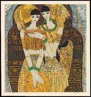 Chen Yongle - Embroideress (Limited edition)