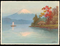 Niimi S - Farmhouse by Lake Near Mt Fuji