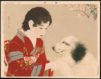 Ito Shinsui - Pet Dog