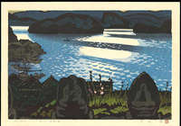 Sho Takahashi- Ine Bay In The Evening