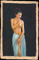 Zhangbo - Nude Virgin with Sun